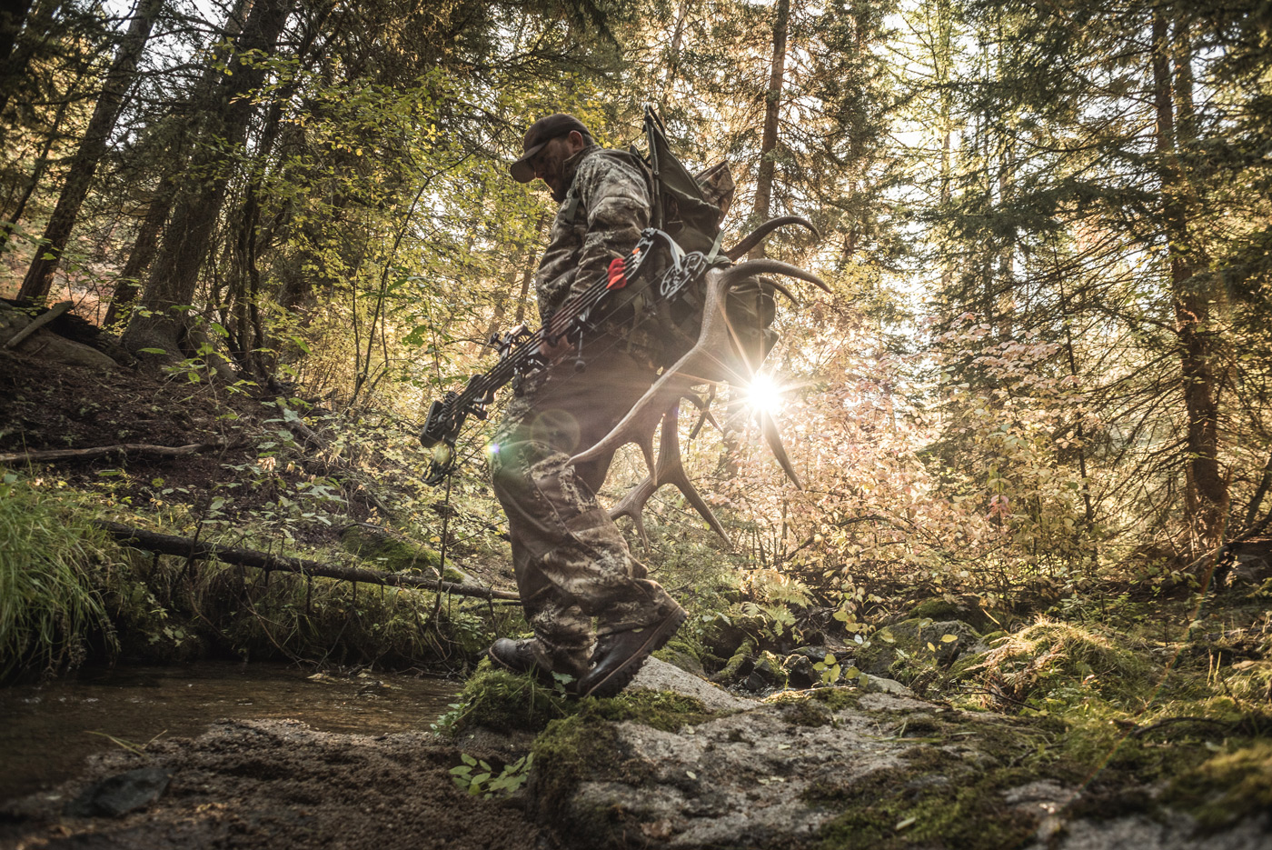 Elk hunting boots article